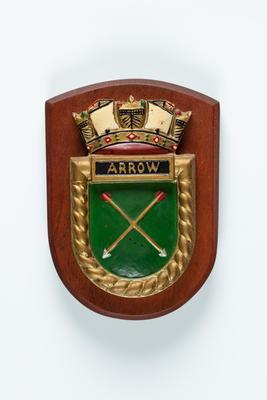 Plaque: ARROW