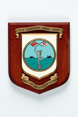 Shield: TS MERCURY 1885-1968