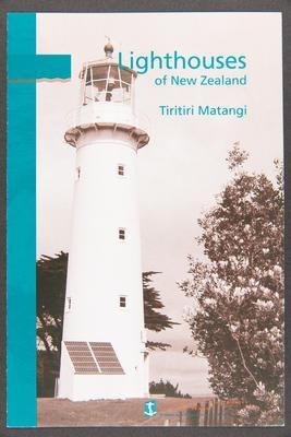 Brochure: Tiritiri Matangi Lighthouse K3740