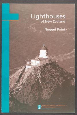 Brochure: Nugget Point Lighthouse K4380