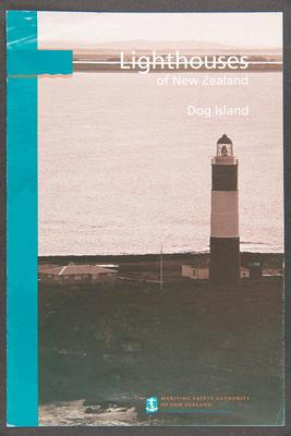 Brochure: Dog Island Lighthouse K4394