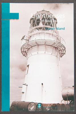 Brochure: Cuvier Island Lighthouse K3886