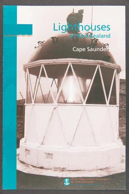Brochure: Cape Saunders Lighthouse K4376