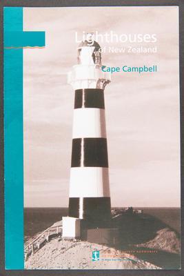 Brochure: Cape Campbell Lighthouse K4274