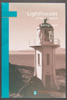 Brochure: Baring Head Lighthouse K4004