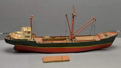 Model:  MV TAWANUI, Northern Steam Ship Company