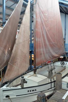 Vessel: REWA, coastal trading cutter