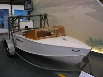 Vessel: Hamilton Jet Boat