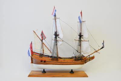 Model: Tasman's fluyt ZEEHAEN