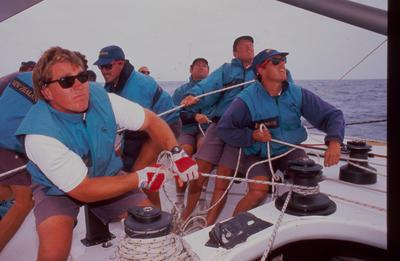 Slide: NZ America's Cup Challenge pictures 43/91