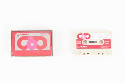 Audio cassette: Copy of Tape 3. Audio recording made on voyage of TOTORORE, at Chatham Islands.