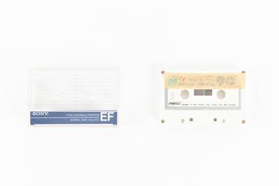 Audio cassette: Copy of Tape 18 and Tape 19,  audio recording made on voyage of TOTORORE, Guafo, Ypún and Guamblin Islands and Puerto Montt, Chile