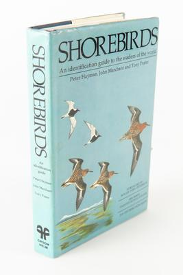 Book: Shorebirds, an identification guide to the waders of the world, Pater Hayman, John Marchant and Tony Prater, 1986