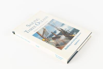 Book:  Sailing Three Oceans, by Herbert Smith and Doris Smith, 1988